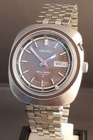 Seiko Bell-Matic 4006-6012